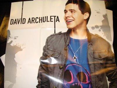 The David Archuleta, young, fresh and talented