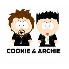 archie n cookie cartoon