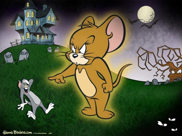 Tom and Jerry Notice Me