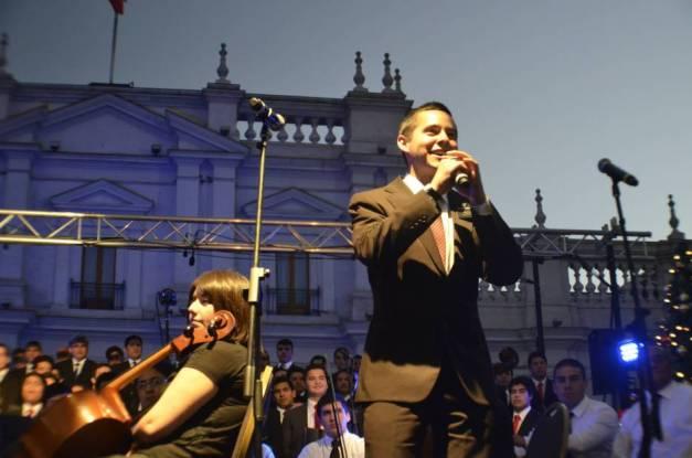 elder concierto open air