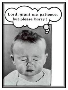 patient baby