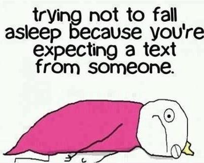 patient fall asleep