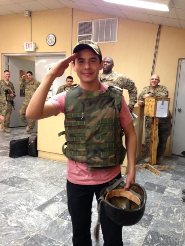 david soldier