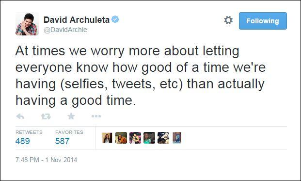 good time tweet