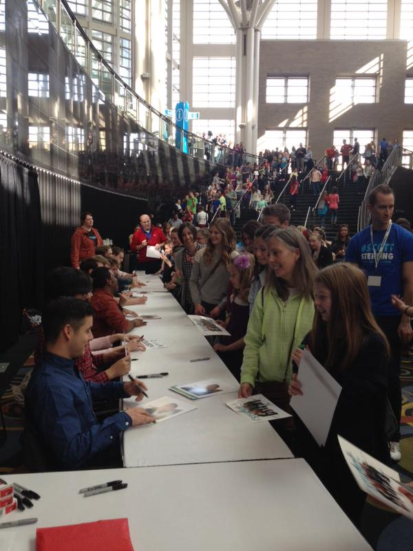 rootstech signing