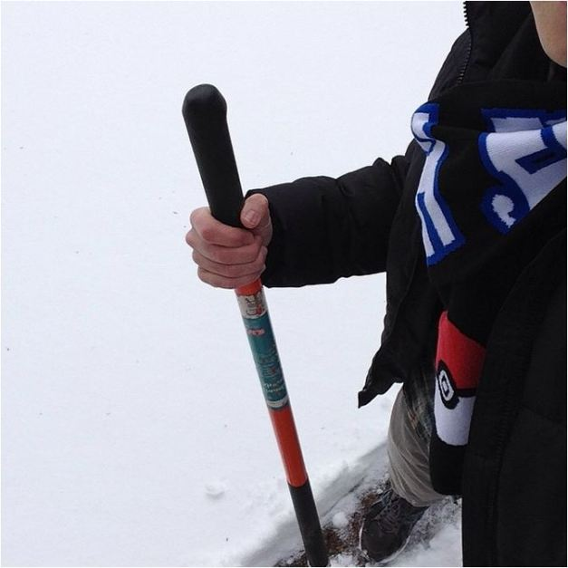 Nashville-shoveling-POkemon-scarf