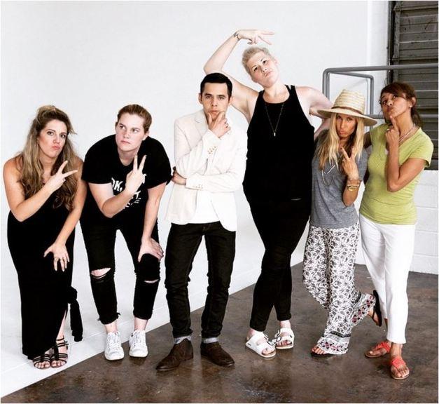photoshoot group