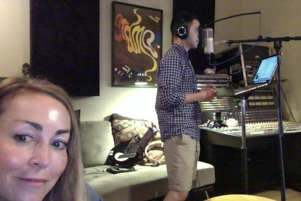 recording vhorn