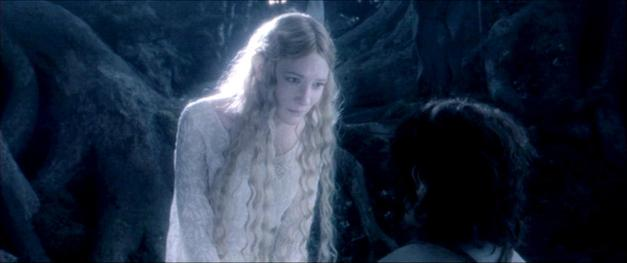 Galadriel: Even the smallest person can change the course of the future